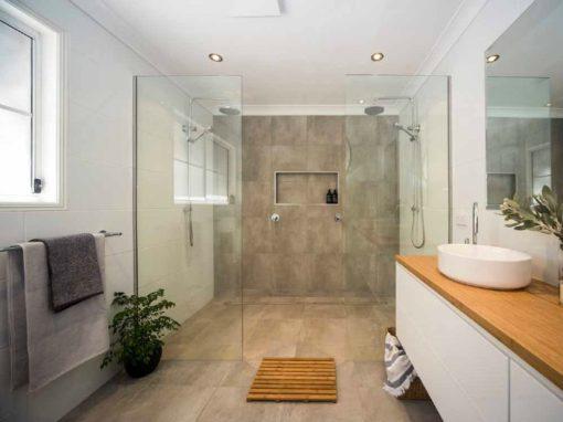 Bathroom renovations brisbane we offer a 10 year guarantee for Queenslander bathroom designs